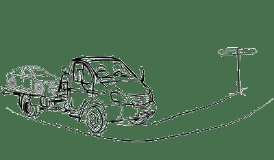 Эвакуатор-манипулятор в Калининграде